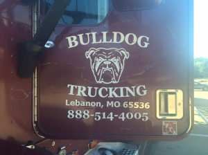 Bulldog Trucking Info