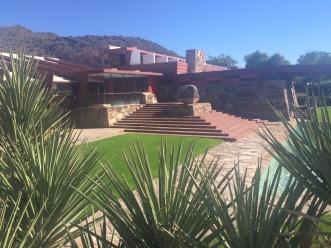 Taliesin West, AZ