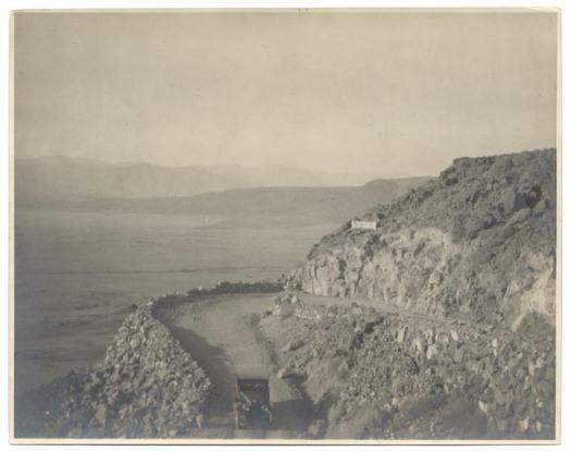 el cajon pass 1923