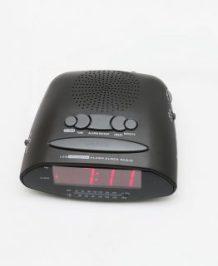 hotel alarm clock