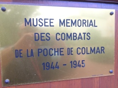 Combat Memorial Museum of the Colmar Pocket 1944-1945