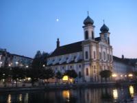 The Church, the Moon, etc.