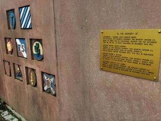 US War Memoria, Mt. Sigolsheim